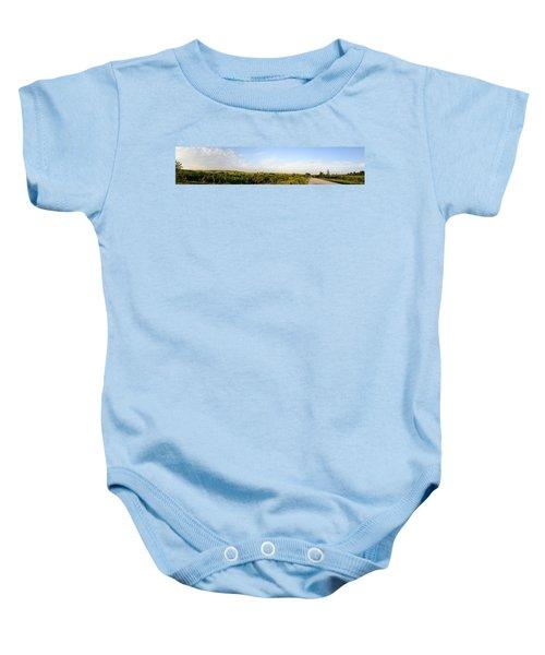Flint Hills 2 Baby Onesie