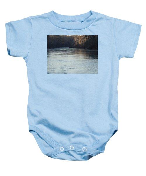 Flint River 31 Baby Onesie