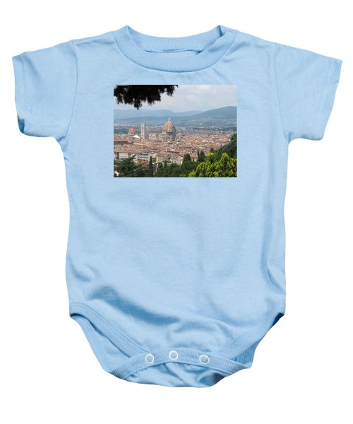 Florence Baby Onesie