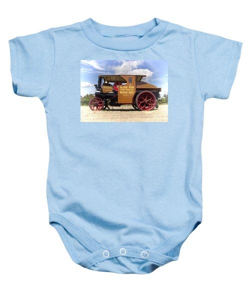 Foden Tractor Baby Onesie