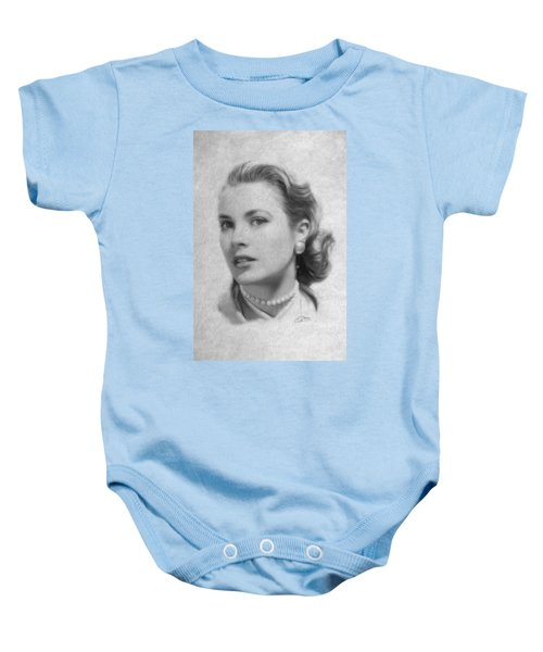 Forever In Our Hearts Baby Onesie