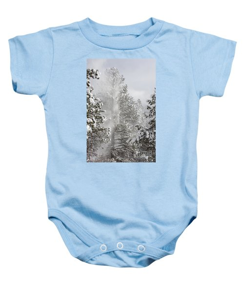 Fresh Snow Baby Onesie