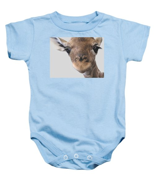 Giraffe Baby Baby Onesie