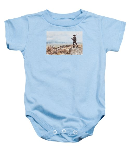 Guardian Of The Fields Baby Onesie