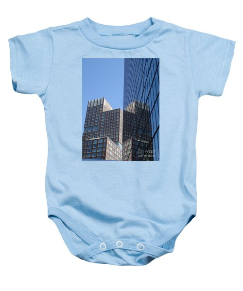 High Rise Reflection Baby Onesie