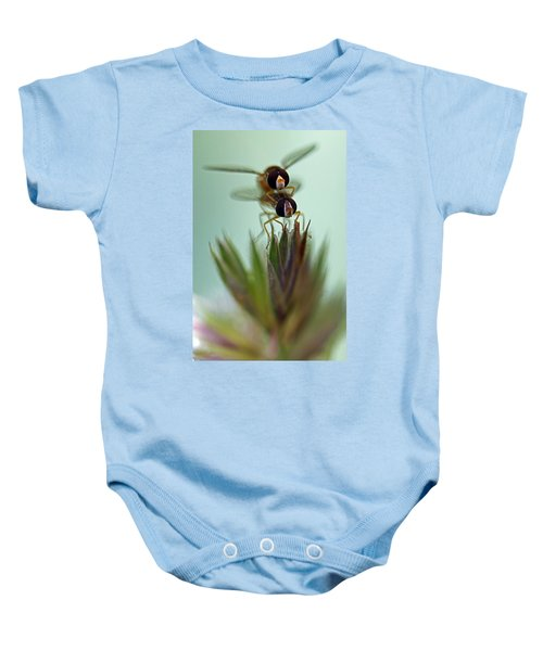 Hover Bugs Baby Onesie