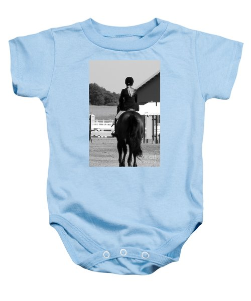 Into The Ring Baby Onesie