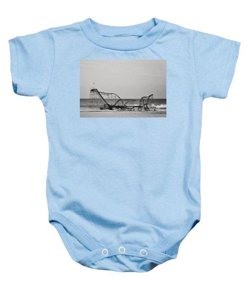 Jet Star  Baby Onesie