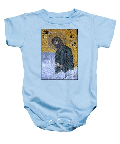 John The Baptist Baby Onesie