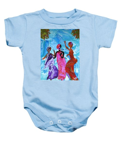 Joyful Celebration Baby Onesie