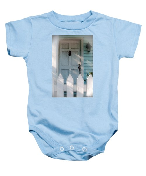 Key West Welcome To My Home Baby Onesie