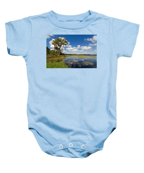 Lakeview Baby Onesie