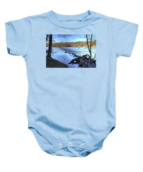 Landsford Canal-1 Baby Onesie