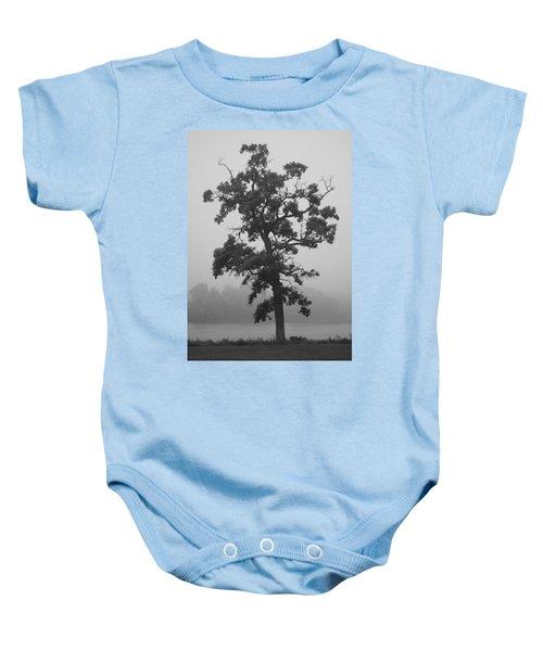Lone Oak Baby Onesie
