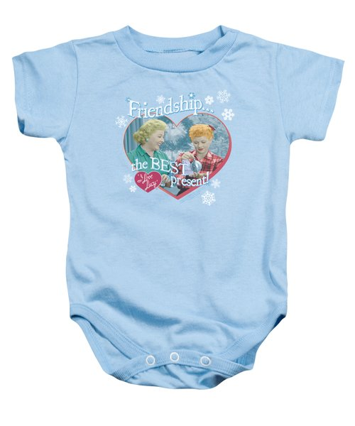 Lucy - The Best Present Baby Onesie