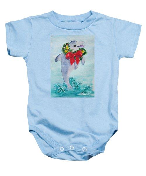 Make A Splash Baby Onesie