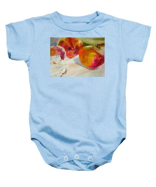 Mangoes  Baby Onesie