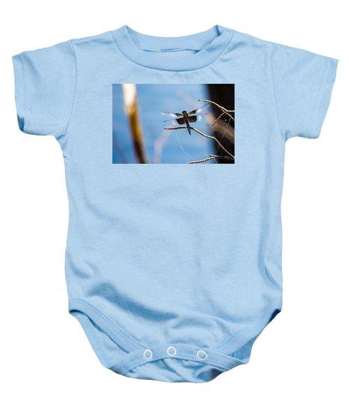 Merrill Creek Dragonfly Baby Onesie
