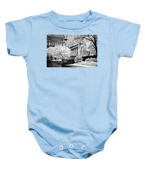 New York Public Library Ir Baby Onesie