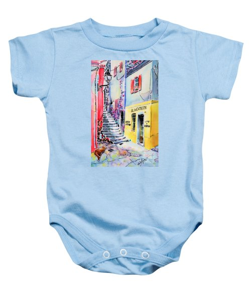 One Spring Day Baby Onesie