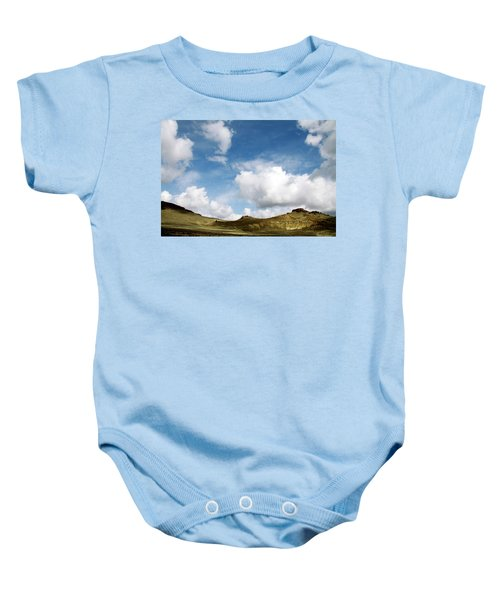 Oregon Trail Country Baby Onesie