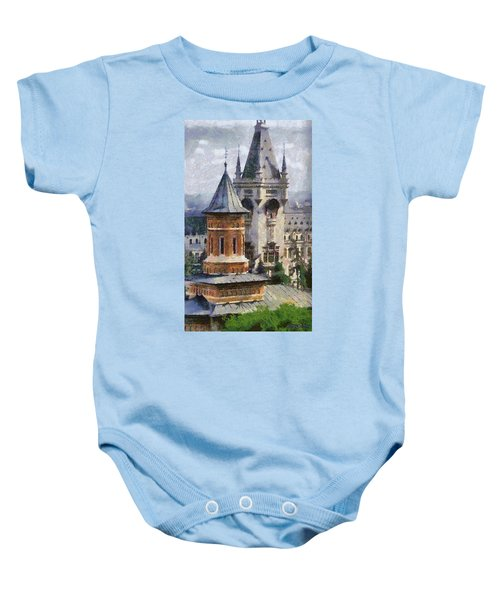 Palace Of Culture Baby Onesie