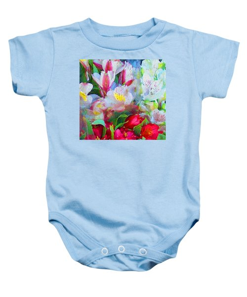 Palette Of Nature Baby Onesie