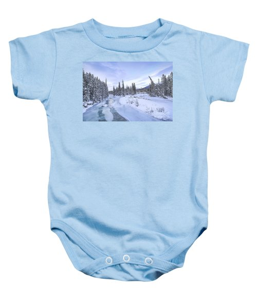 Peace Without End Baby Onesie