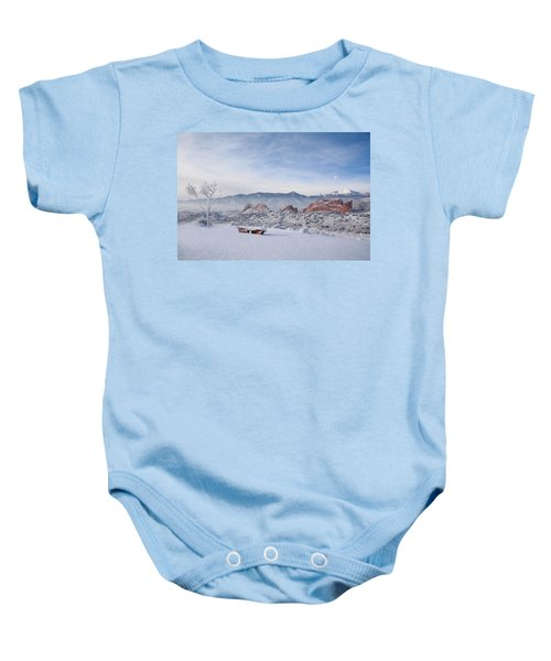 Perfect View Baby Onesie