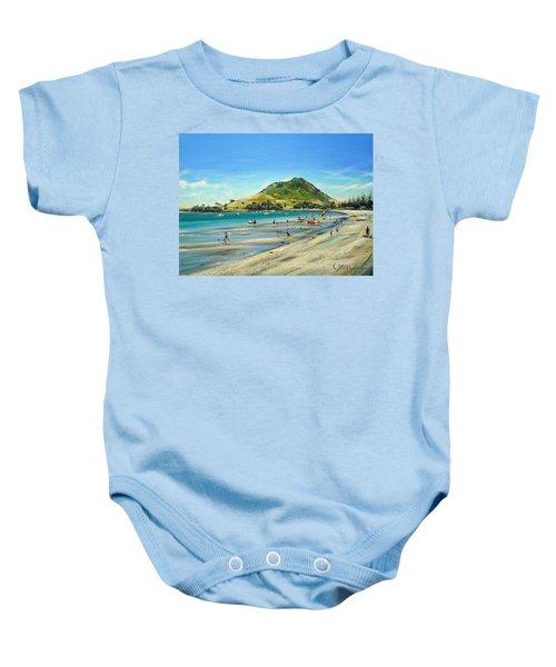 Pilot Bay Mt M 050110 Baby Onesie