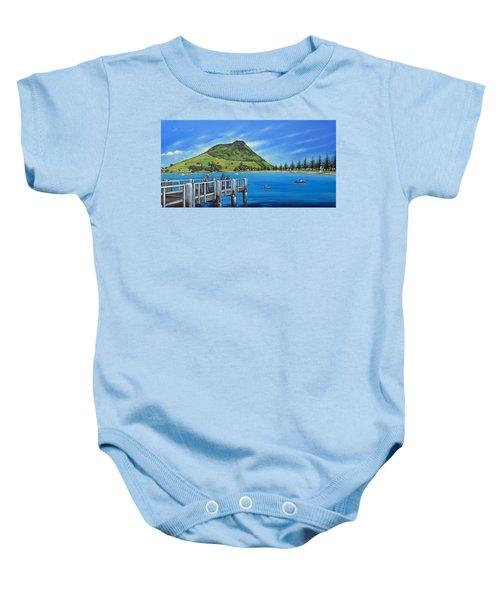 Pilot Bay Mt Maunganui 201214 Baby Onesie