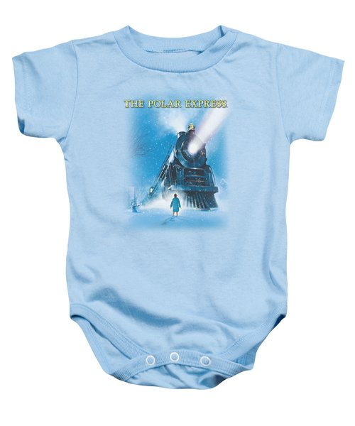 Polar Express - Big Train Baby Onesie