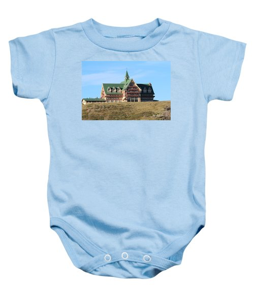 Prince William Hotel Baby Onesie