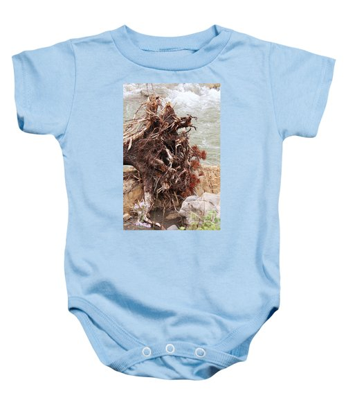 Ravaged Roots Baby Onesie
