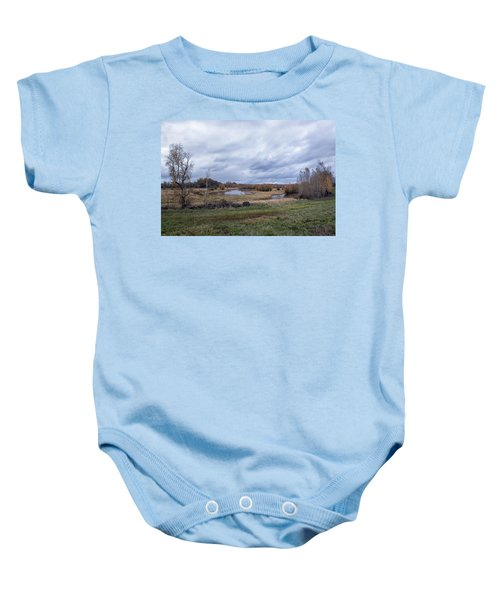 Refuge No 1 Baby Onesie