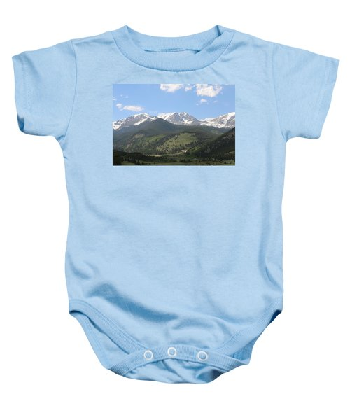 Rocky Mountain National Park - 3  Baby Onesie