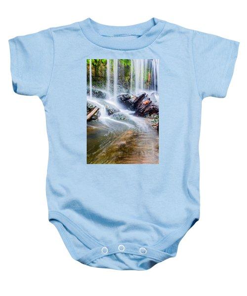 Rushing Water Baby Onesie