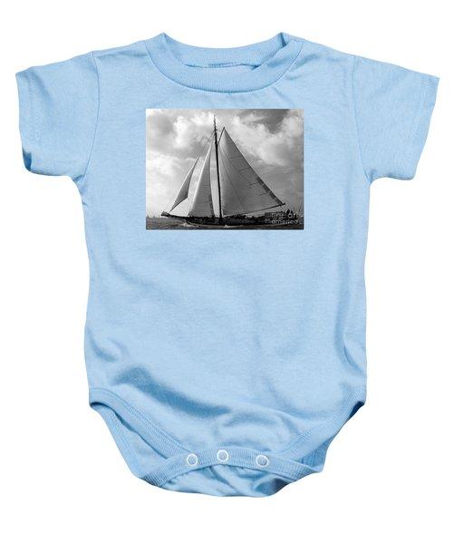 Sail By Baby Onesie