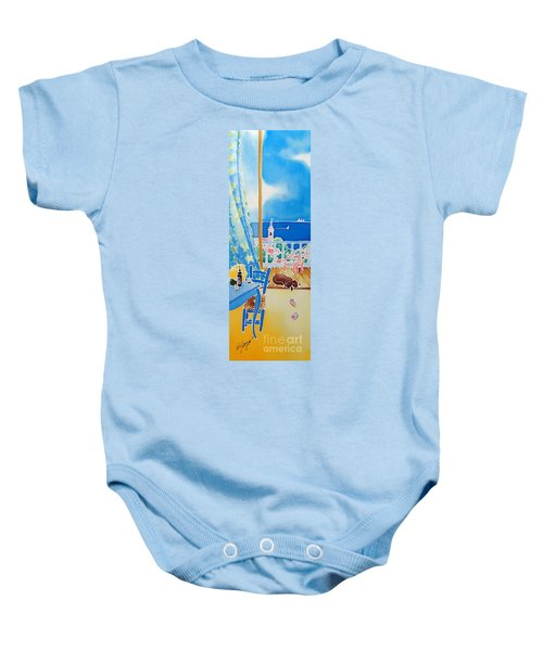 Sea Breeze Baby Onesie
