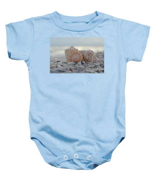 Simplicity And Solitude Baby Onesie