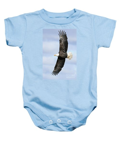 Soaring Eagle Baby Onesie