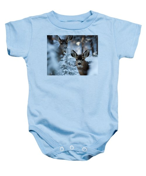 Somebody To Watch Over Me Baby Onesie