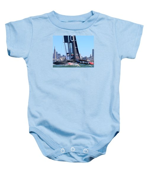 Oracle America's Cup Winner Baby Onesie