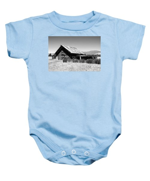 The Barn Baby Onesie