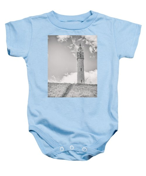 The Castle Tower Baby Onesie