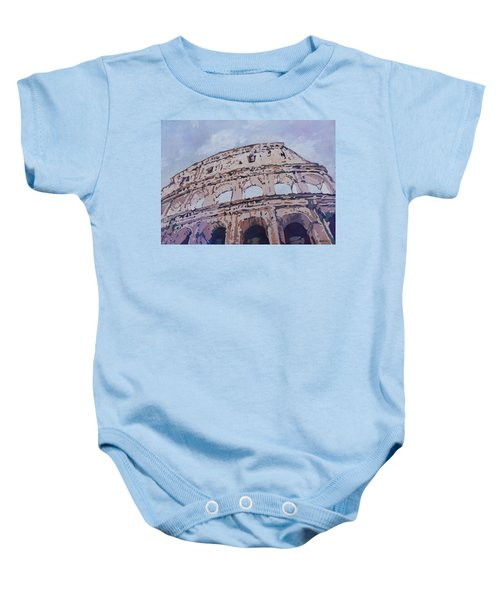 The Colossus  Baby Onesie