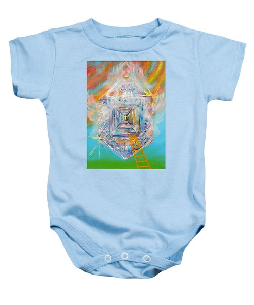 The Fathers House Baby Onesie