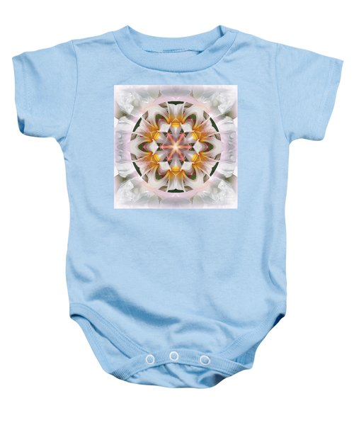 The Heart Knows Baby Onesie