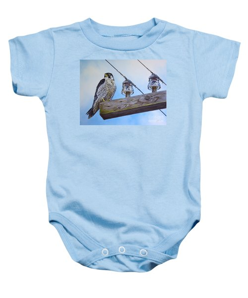 The Perfect Predator Baby Onesie