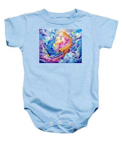 The Shofar Baby Onesie